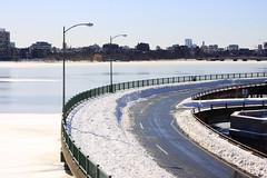 Winter Storm Nemo (nd-n) Tags: winter snow ice boston river massachusetts charlesriver snowstorm blizzard winterstorm noreaster winterstormnemo blizzardof2013
