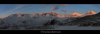 Snowdon Sunrise