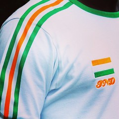 The Adidas Originals India T-shirt by EnLawded.com (The Lawd for EnLawded) Tags: world india fashion sport vintage fan blog stripes delhi indian style clothes collection originals celebration bombay srilanka greatest adidas item swag rare addict exclusive calcutta hindi collector newdelhi inde allin outstanding astonishing uploaded:by=instagram enlawded