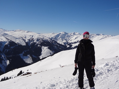 A long weekend in Kitzbühel at the start of March