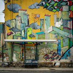 Athens - Greece (Ioannisdg) Tags: street travel summer vacation color art beautiful graffiti europe flickr hellas athens greece attica gof ellada ioannisdg ioannisdgiannakopoulos