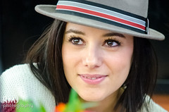 Alizée at autograph session in Poitiers 4