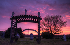 currituck nc (tearapen73) Tags: grave sunrise obx curritucknc