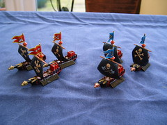 Man o War Pirate Fleet (Godders11) Tags: citadel pirate warhammer manowar gamesworkshop wargalley dreadfleet