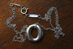 Tiffany & Co. Elsa Peretti Sevillana Pendant (blackthorne56) Tags: silver co sterling tiffany elsa pendant sevillana peretti