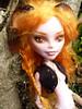 Capricia Dea (monster marionette) Tags: monster high mod doll ooak custom mh mattel faun dea capricia createamonster camvampire