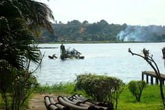 Industrial Site - Cte d'Ivoire (UNEP Disasters & Conflicts) Tags: water pollution environment development ctedivoire unep sampling naturalresources environmentalassessment unitednationsenvironmentprogramme unepmission uneppostconflictanddisastersmangementbranch