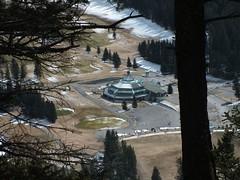 The aliens have landed in Banff National Park (benlarhome) Tags: canada nationalpark alberta banff tunnelmountain flickraward worldtrekker