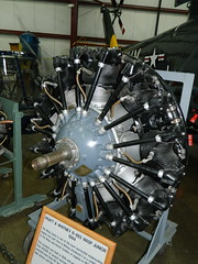 Pratt & Whitney R-985 Wasp Junior (subnutty) Tags: prattwhitney windsorlocks neam newenglandairmuseum pistonengine r985 waspjunior