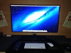 El nuevo mac ya instalado (K3PHR3N) Tags: apple mac osx setup escritorio macsetup