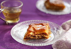 Almonds, nuts and rose water Baklava (Un dejeuner de soleil) Tags: food recipe dessert nuts almonds turkish rosewater baklava recette foodphotography amandes undejeunerdesoleil