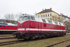 118 770 20130405 Dresden (steam60163) Tags: germany dresden db deutschebahn class118