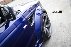 Amari Design Wide Arch Windsor Edition (Adam Kennedy Photography) Tags: blue bali sport nikon arch wide rover preston windsor modified edition range lowered concave supercars stance amari vossen cv3 d7000