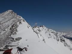 R0011146 (cafe_de_moto) Tags: mountain japan climbing goldenweek snowmountain alpineclimbing hodaka