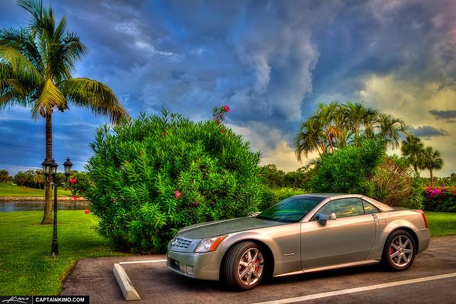 storm car cadillac motorsports highdynamicrange caddy xlr sportscar cadillacxlr photomatixpro hdrimage topazadjust mygearandme captainkimohdrphotography
