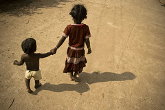 | A helping hand (Kals Pics) Tags: life light shadow people india love kids canon sister brother streetphotography belief relationship help trust care lightandshadow tamilnadu villagepeople cwc villagelife rurallife relation ruralindia lightandlife villupuram indianvillages 550d incredibleindia indianstreets ruralpeople kalspics 18135mmis chennaiweelendclickers vizhupuram madapattu