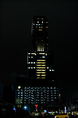 2013.05.22 (rt13 rosca) Tags: building architecture sapporo neon nightview