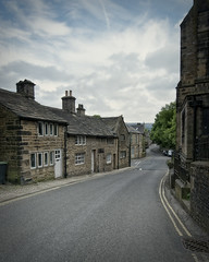Old Glossop (JEFF CARR IMAGES) Tags: derbyshire northofengland stonebuilt