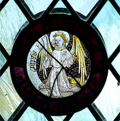 angel of St Matthew (Simon_K) Tags: nethergate saxlingham
