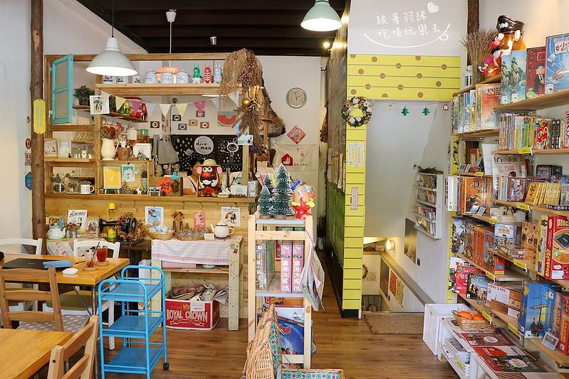 骰子人遊戲咖啡館南勢角捷運桌遊047