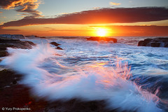 Mona Vale Sunrise (renatonovi1) Tags: sunrise monavale beach ocean sea wave sydney nsw australia