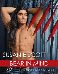Bear In Mind (CoverReveals) Tags: paranormal romance shifters bears bisexuality mm gay glbt