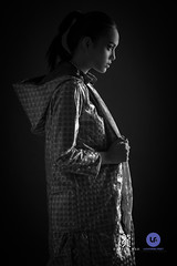 Aya Bernadette (Darrell Neo) Tags: studio fashion look book lasalle college jakarta portraiture portrait model lowkey