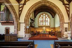 Crosby United Reformed Church (Brian Sayle) Tags: crosbyunitedreformedchurch douglasandfordham edwardframpton crosby sefton unitedreformedchurch urc heritageopendays heritageopendays2016 hods englishheritage canon1635mm canon1635mm28 1635mm 1635mm28 6d canon6d canoneos6d eos6d architecture liverpool gradeii listed gradeiilisted