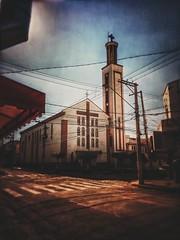 Vila Anastcio (rvcroffi) Tags: igreja parquia church santosestevonreis vilaanastcio lapa sopaulo catlica catholic city cidade