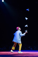 Rob Torres (apaaso) Tags: sirkusfinlandia2016 stage sirkus finlandia people clown juggling robtorres