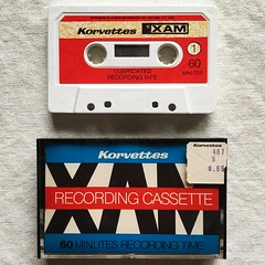 1970s Korvettes Cassette (Christian Montone) Tags: music korvettes departmentstore cassette 1970s