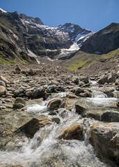 From on High (johnkaysleftleg) Tags: mooserboden reservoir mountain stream glacial metlwater rocks hinterbratschenkopf klockerin canon760d sigma1020mmf456exdchsm polarizingfilter