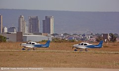 Cirrus's SR22 Grand (Itallo Rodrigues - Plane and Artistic Photography) Tags: aviation airplane aircraft airport sbju jdo spotting spotter spotterday cear juazeiro