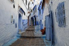 Chefchaouen (5) (jim_skreech) Tags: chefchaouen chaouen morocco ref blue