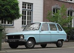 1973 Renault 6 850 (rvandermaar) Tags: 1973 renault 6 850 renault6 sidecode3 import 06yd28 r6 rvdm