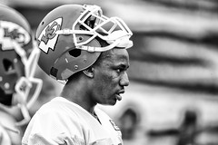 2016 Faces of Training Camp-48 (Mather-Photo) Tags: 2016 andrewmather andrewmatherphotography blackandwhite chiefs chiefskingdom chiefstrainingcamp closeup colorless faces football helmetoff kcchiefs kansascitychiefs matherphoto monochrome nfl sportsphotography summer team trainingcamp