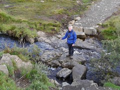 Glen Brittle (carolinewright32) Tags: stepping stones