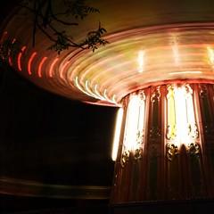 Nightlights (35 mm) (Nana_photograph) Tags: carrousel zaragoza