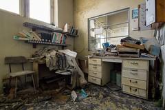 FoilaTEC (Captured Entropy) Tags: urbex lostplace decay bro abandoned verlassen verfall