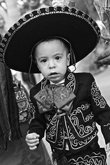 Fiesta del Grito through a young boy's eyes (wheeler_camille) Tags: fiesta del grito de independencia 2016 austin texas mexicos independence day street photography blackandwhite black white diez y seis septiembre state capitol