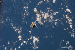 NRCSD9_Doves_092016_9 (NanoRacks) Tags: cubesat cubesats nanoracks iss issdeployment satellitedeployment satellite international space station planet labs