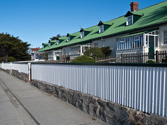 18th 107 (brads-photography) Tags: bluesky building falklandislands falklands greenroof houses portstanley seafront stanley
