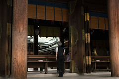 1609_0149 (mrittenhouse) Tags: mejijingume morning prayer temple tokyo zen buddha reverence japan