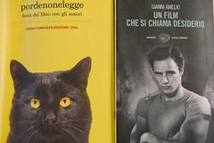 Gianni Amelio 005 (Cinemazero) Tags: pordenone cinemazero pordenonelegge 2016 gianniamelio libro politeama