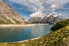 Austria - Luner See (Henk Verheyen) Tags: at bergen mountains water meer see