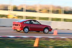 IMG_6965_edited (Grant.C) Tags: honda crx asa alberta solo association autox autocross autoslalom castrol raceway evening sunny warm last end