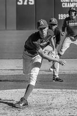 Fall Ball - Sept 26-51 (Rhett Jefferson) Tags: hunterwilson jacobkostyshock kaceymurphy arkansasrazorbacksbaseball