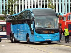 YX64WCO (47604) Tags: yx64wco 54310 stagecoach bus coach x5 bedford