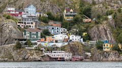 St. John's (ToddP99z) Tags: stjohns newfoundland canada travel september houses color harbor cliff bight