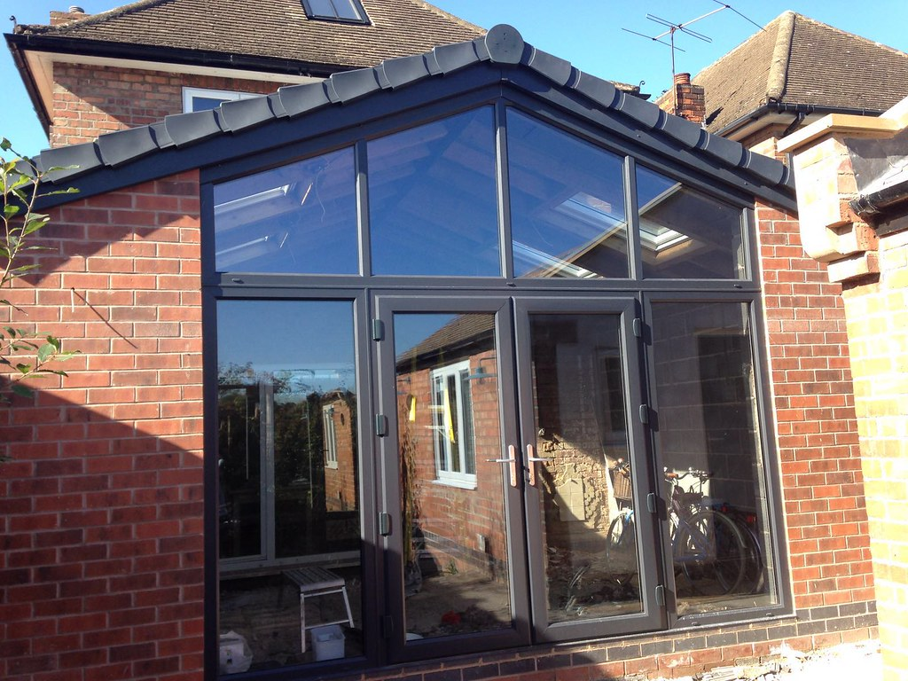The world 39 s best photos of frame and nottingham flickr for Upvc french doors grey